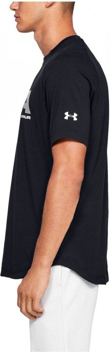 under armour unstoppable move short sleeve black