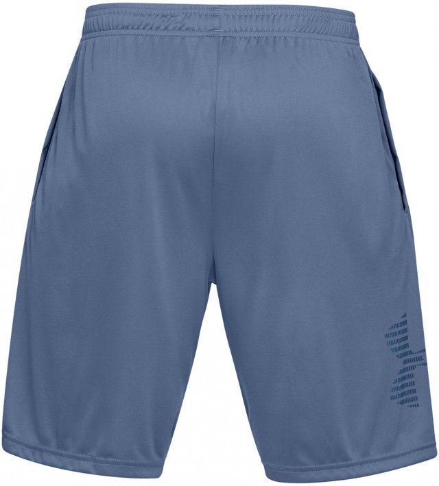 under armour ua tech graphic short blue
