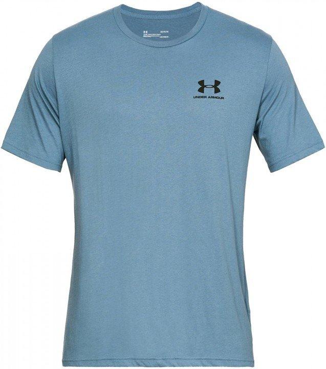 under armour sportstyle left chest short sleeve