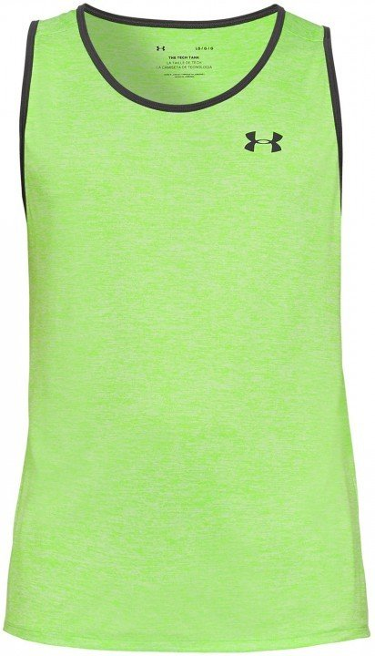 under armour ua tech 2.0 tank green