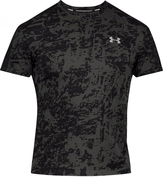 under armour ua speed stride printed short sleeve