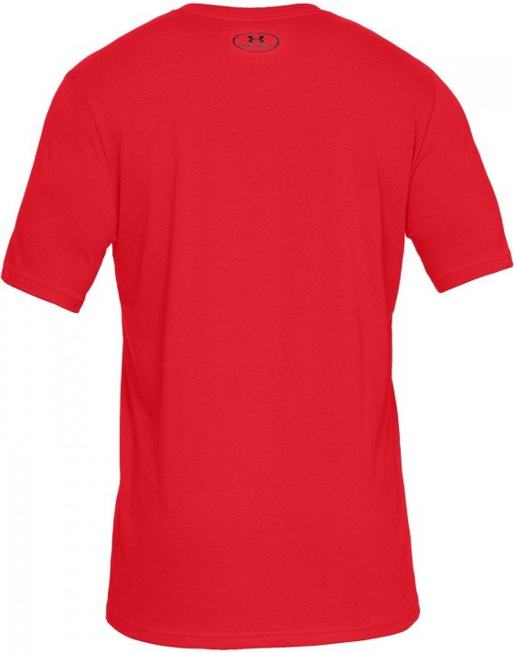 under armour ua i will 2.0 short sleeve red