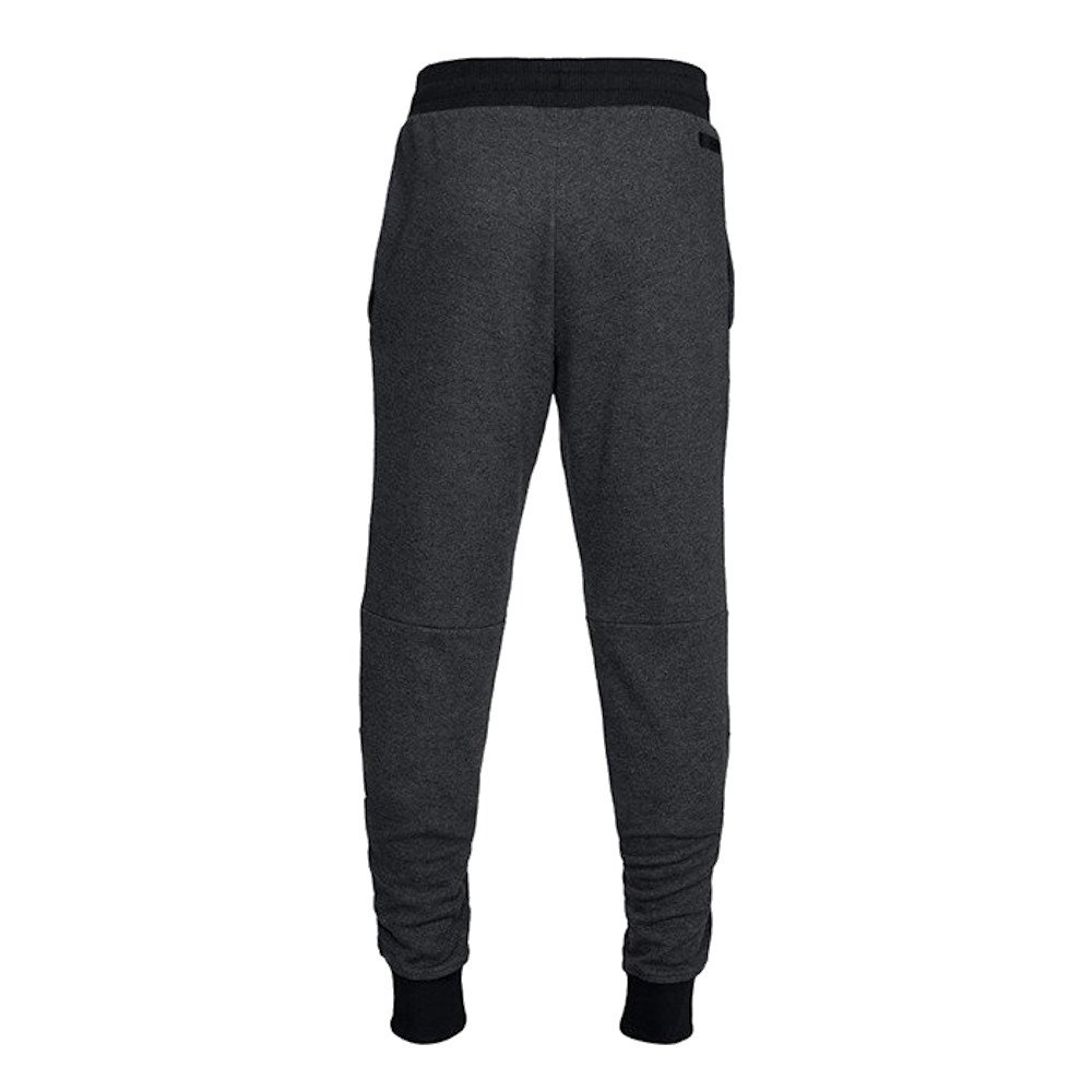 under armour unstoppable 2x knit jogger grey
