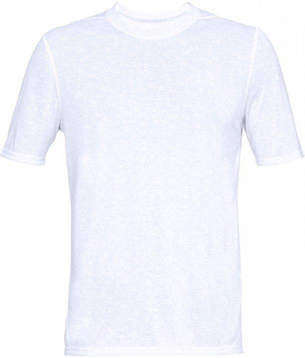 under armour siro print short sleeve white
