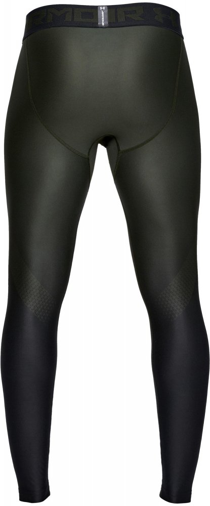 under armour hg 2.0 legging graphic green