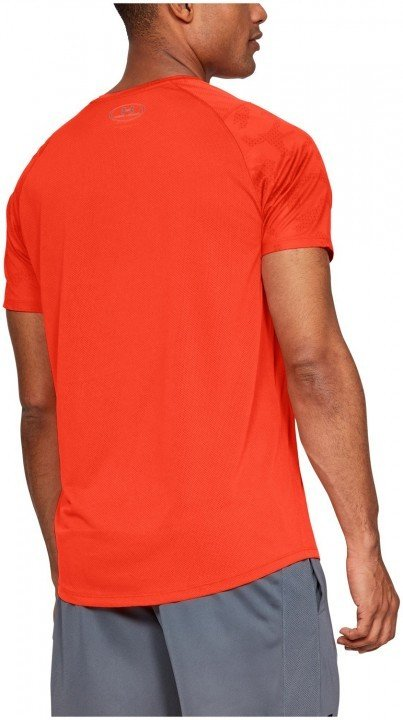 under armour ua mk1 ss printed orange