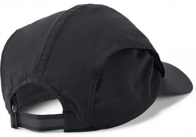 under armour men's packable run cap black