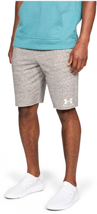 under armour sportstyle terry short grey