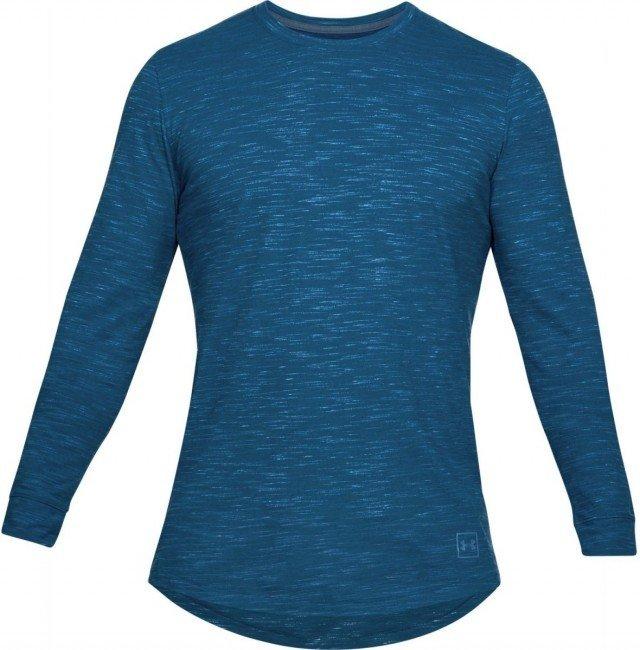 under armour sportstyle long sleeve tee blue