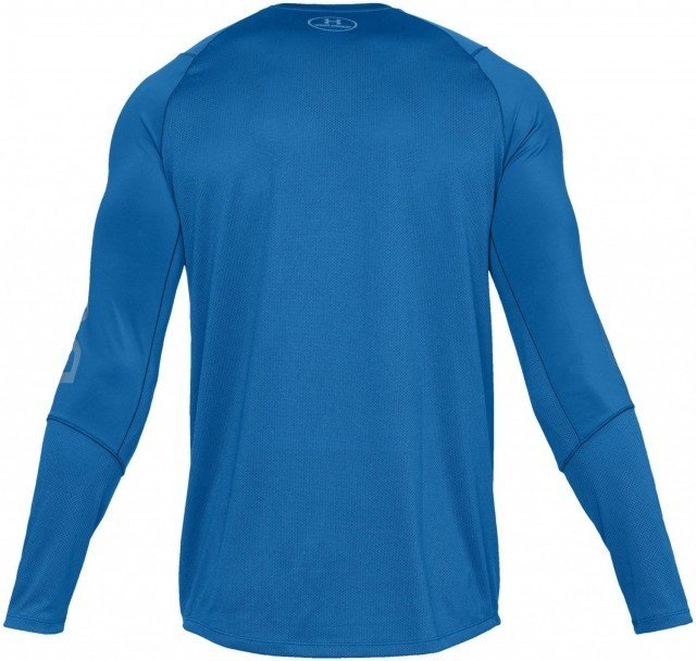 under armour mk1 long sleeve graphic blue