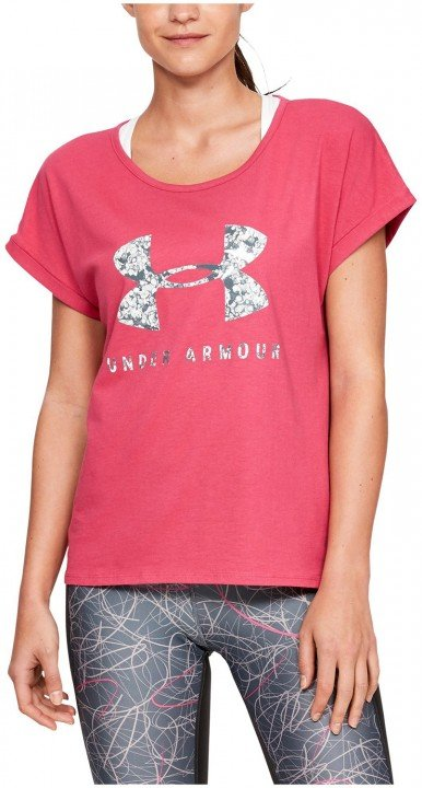 under armour graphic sportstyle fashion ssc pink