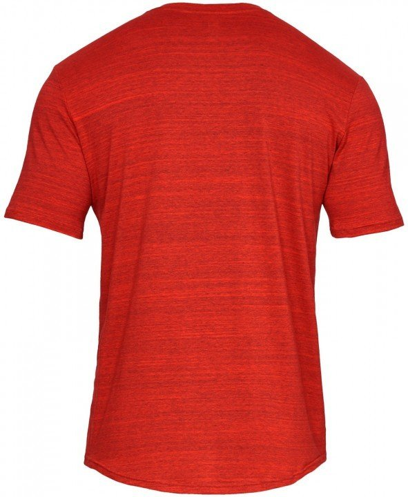 under armour sportstyle pocket tee red