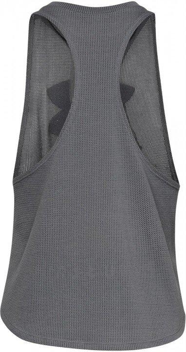 under armour mesh around tank grey