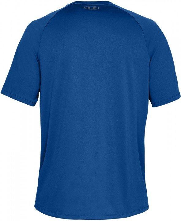 under armour tech short sleeve tee 2.0 blue
