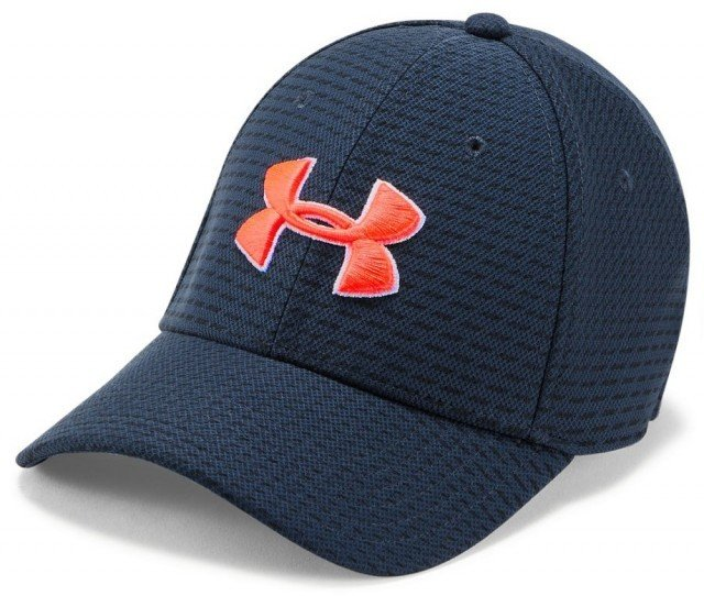 under armour printed blitzing 3.0 cap navy