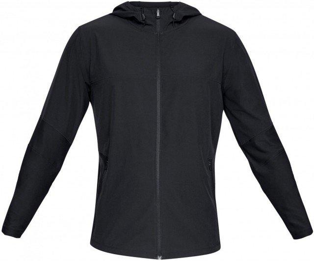 under armour vanish hybrid jacket black