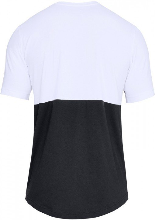 under armour unstoppable coded short sleeve tee white