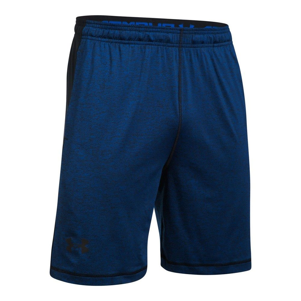 under armour 8in raid novelty short royal męskie niebieskie