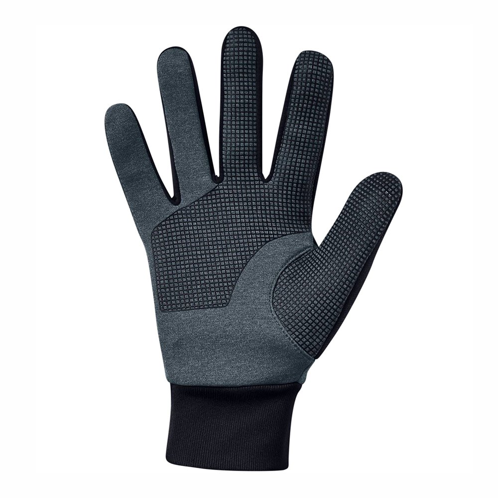 under armour storm run liner gloves m szare
