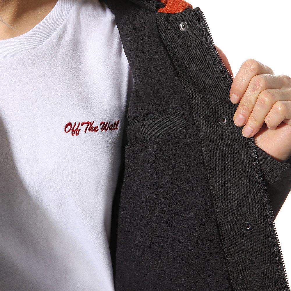 vans wm drill chore coat black