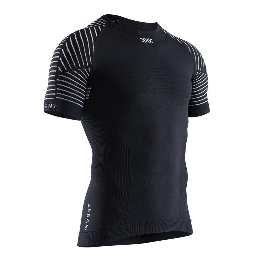 x-bionic invent 4.0 lt shirt m czarna