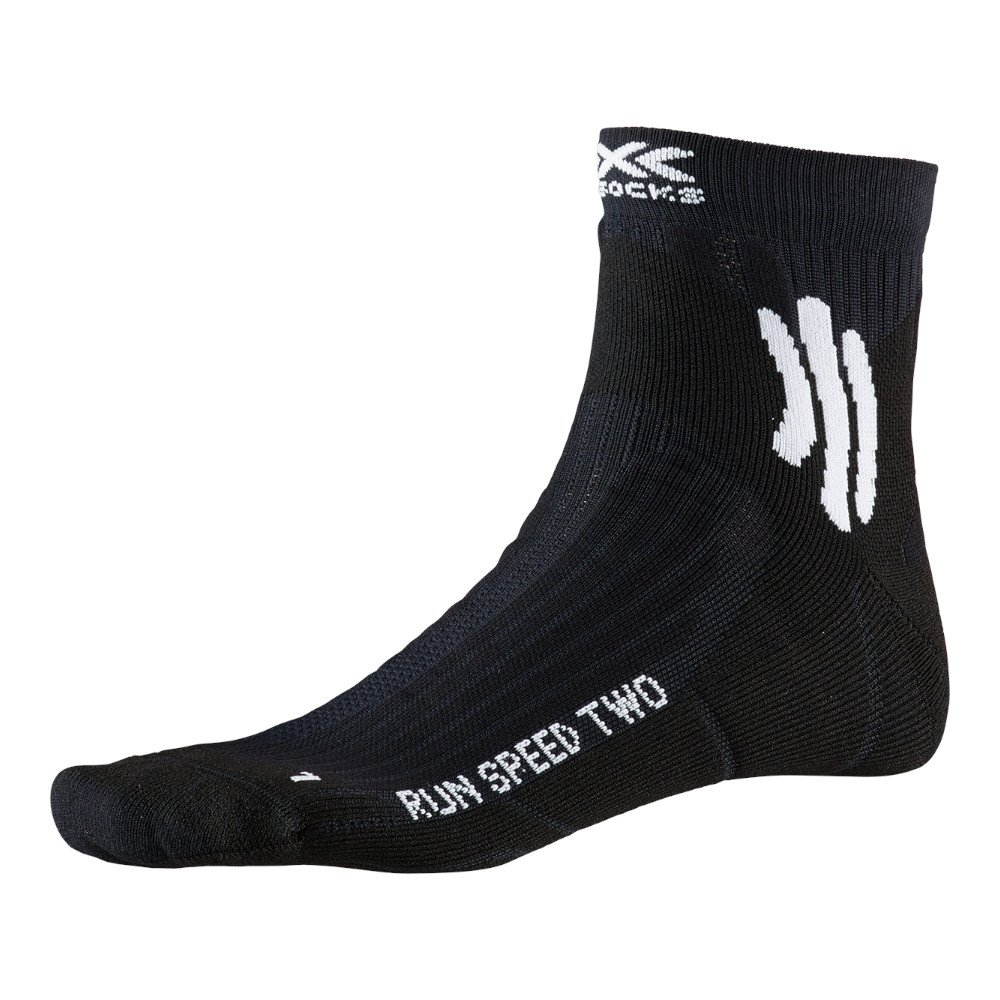 x-socks run speed two czarne