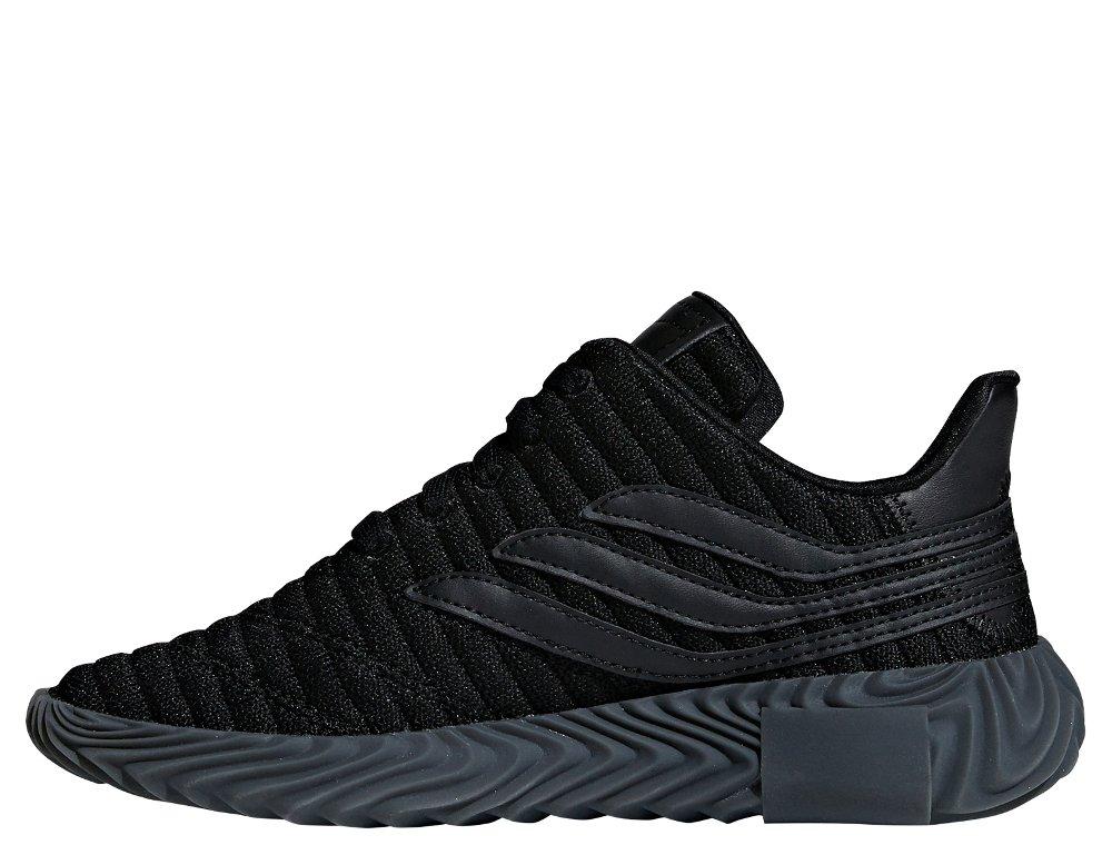 adidas Sobakov J Młodzieżowe Czarne (B42009)