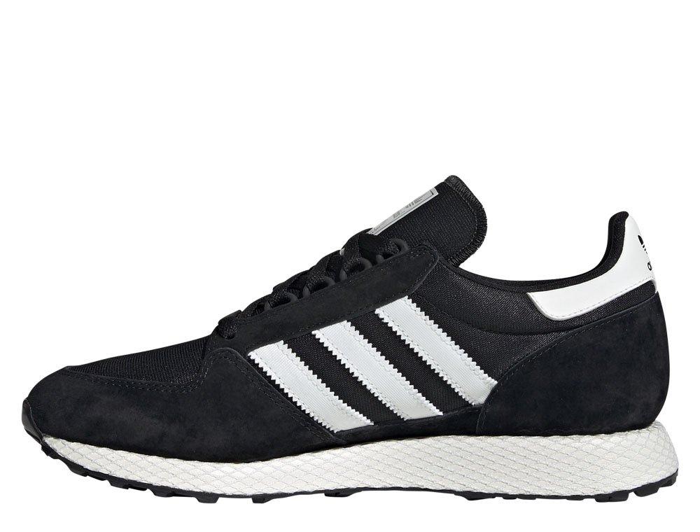 adidas forest grove męskie czarne (ee5834)