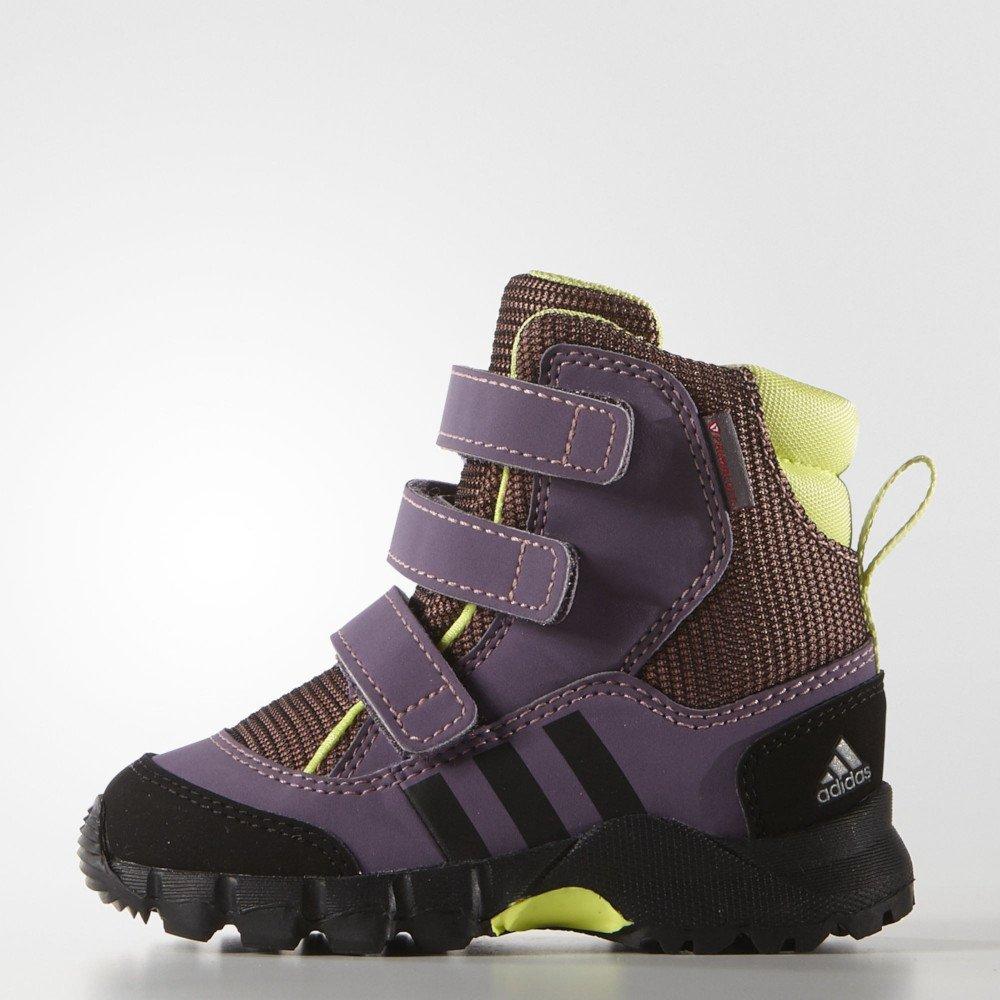 adidas CW Holtanna Snow CF fioletowo czarne
