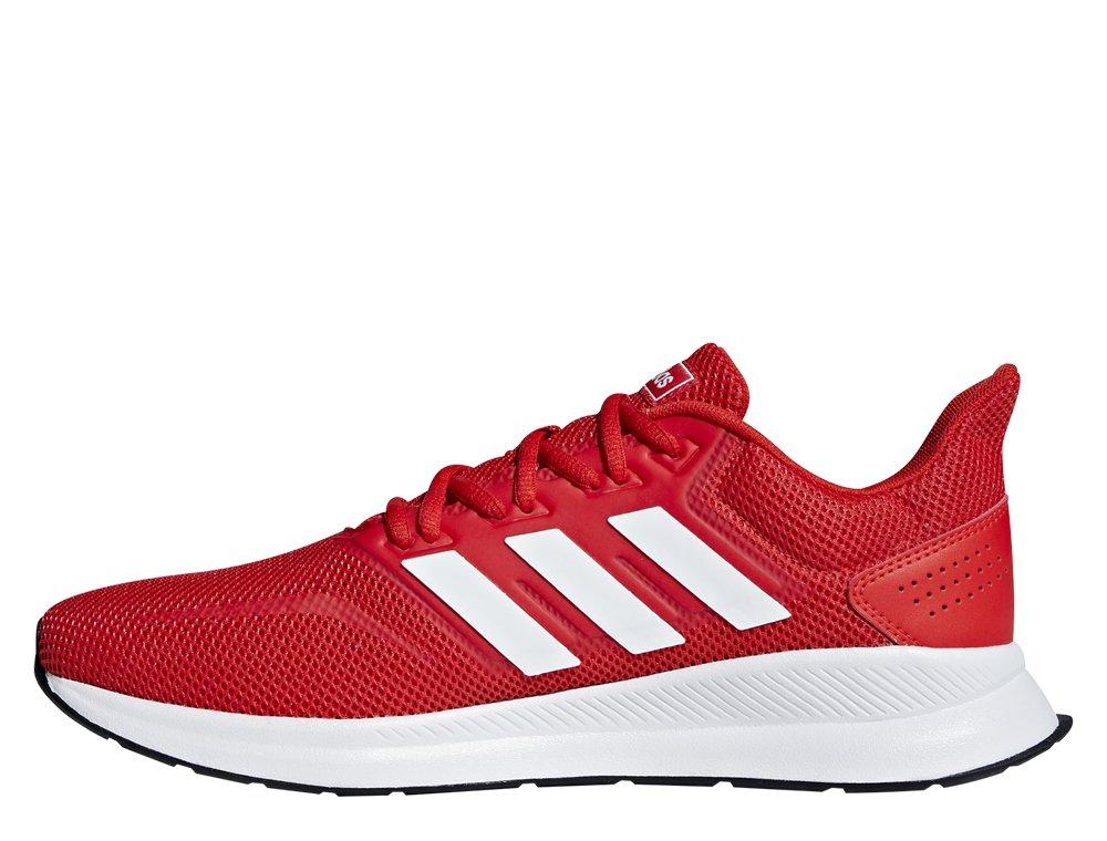 adidas Runfalcon czerwono białe