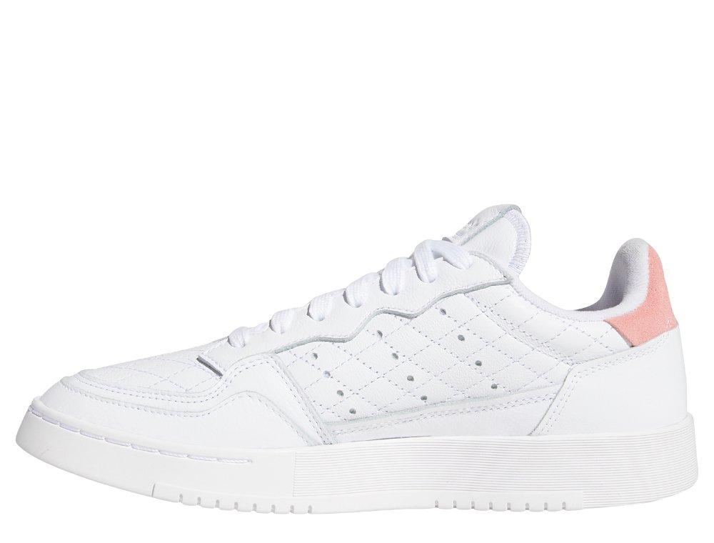 adidas Supercourt W Damskie Białe (EF5925)