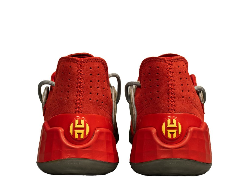"""adidas harden vol. 4 """"spitfire"""""""