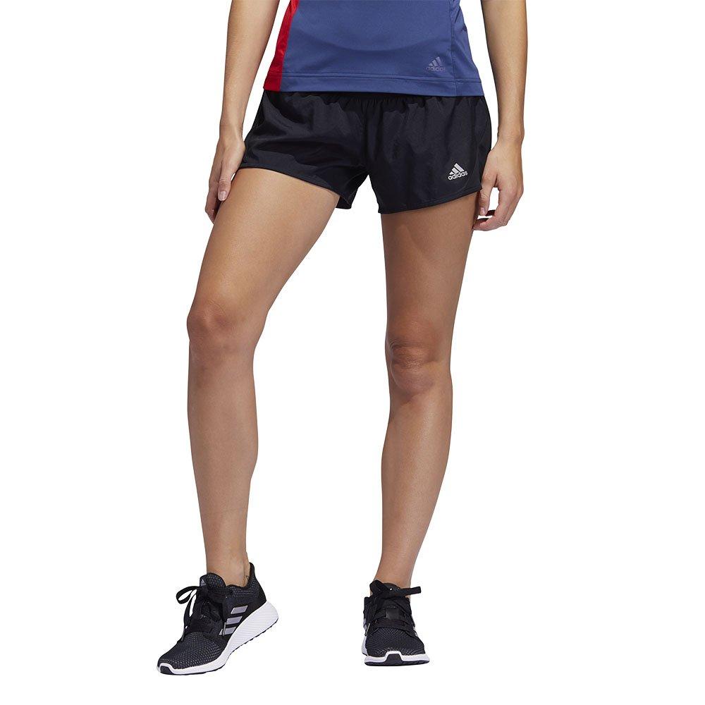 adidas run it 3-stripes pb shorts w czarne