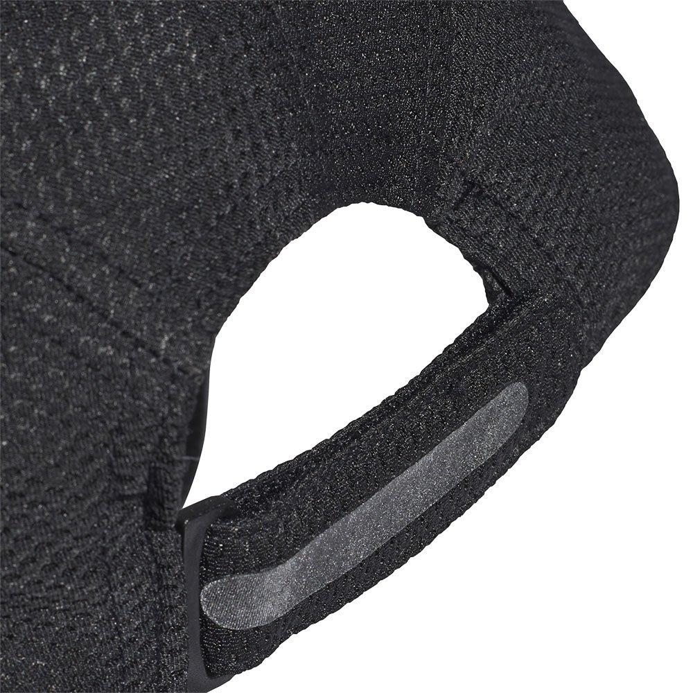 adidas aeroready runner mesh cap czarna
