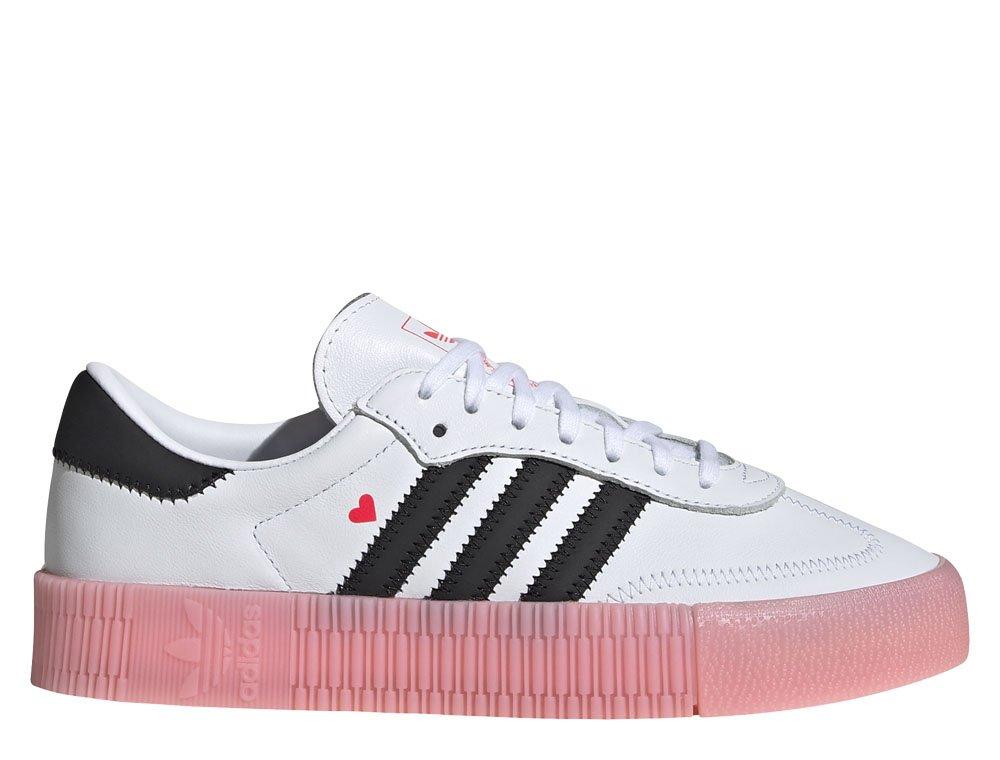 adidas Sambarose Damskie Białe (EF4965)