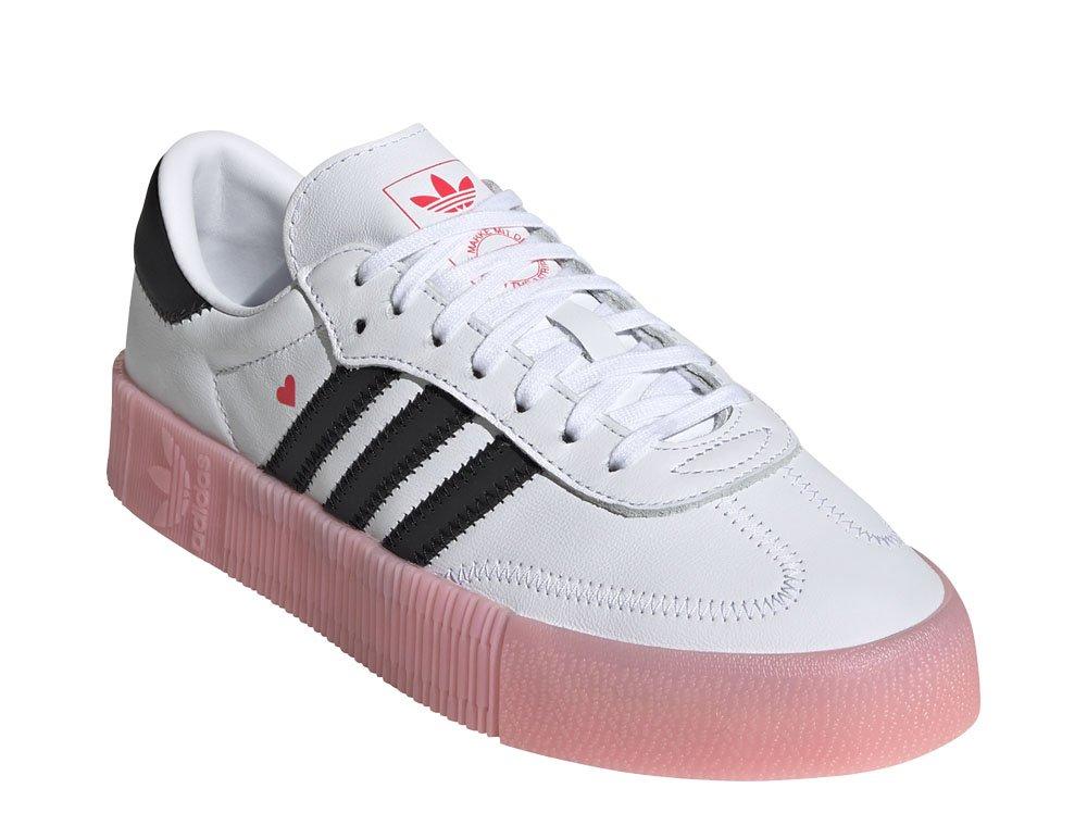 adidas Sambarose Damskie Bia?e (EF4965)