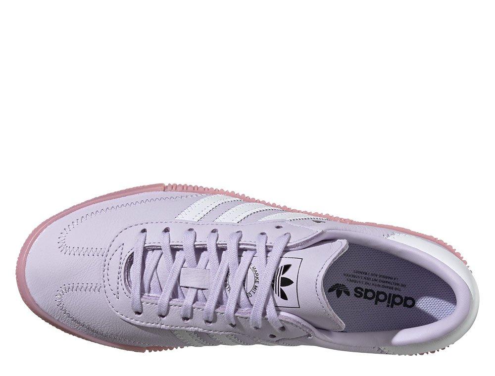 adidas Sambarose Damskie Fioletowe (EF4966)