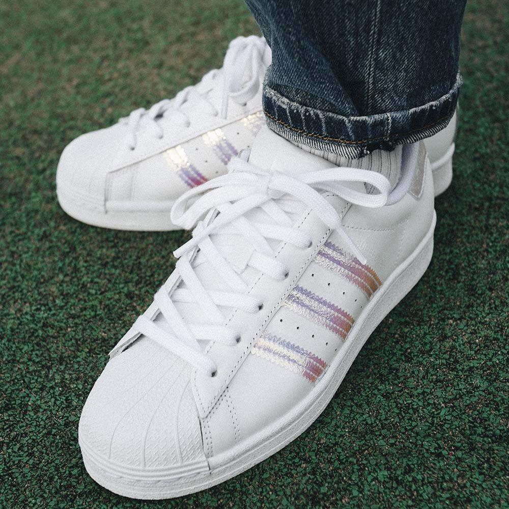 adidas superstar młodzieżowe białe (fv3139)