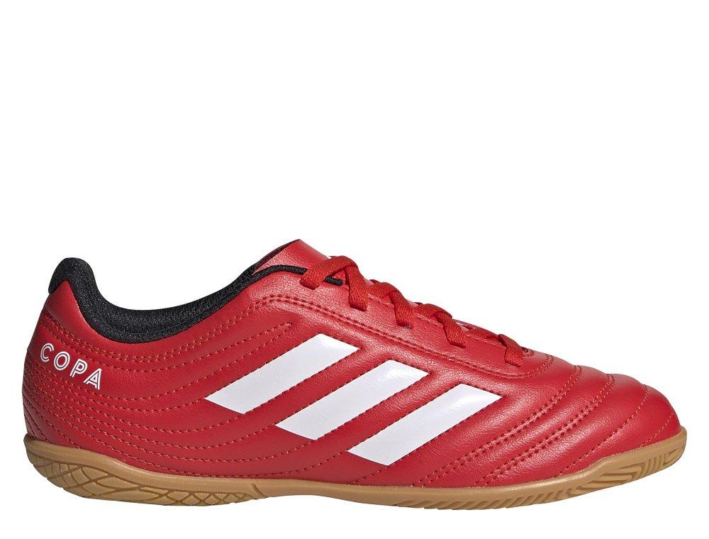 adidas Copa 20.4 IN Młodzieżowe Czerwone