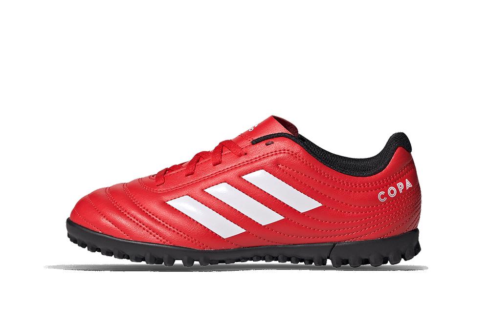 adidas Copa 20.4 TF Męskie Czerwone