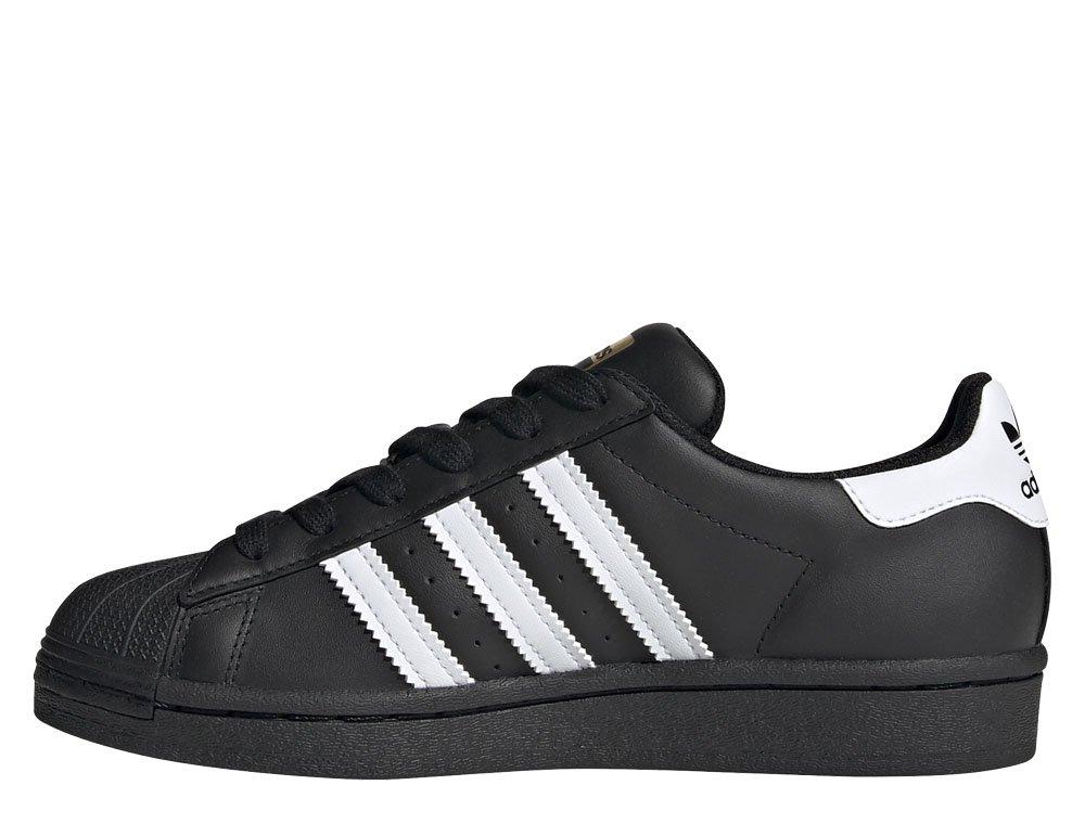 Adidas Superstar 80s G61069 Czarne Bia?e Paski M?skie Buty