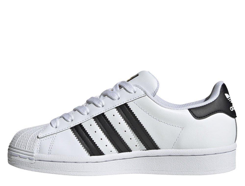 Buty adidas Superstar J FU7712 biały FU7712 | MARKI  adidas