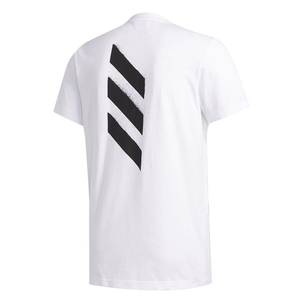 adidas 3-stripes spray tee (gd6597)