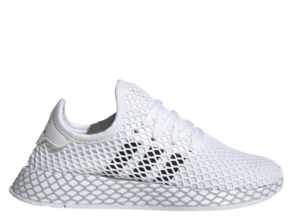 adidas Deerupt Runner J Młodzieżowe Białe (F34295)