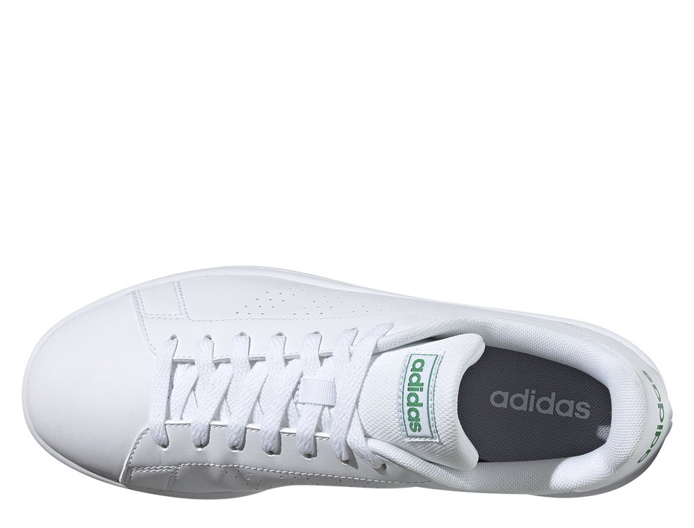 adidas Advantage Base M?skie Bia?e