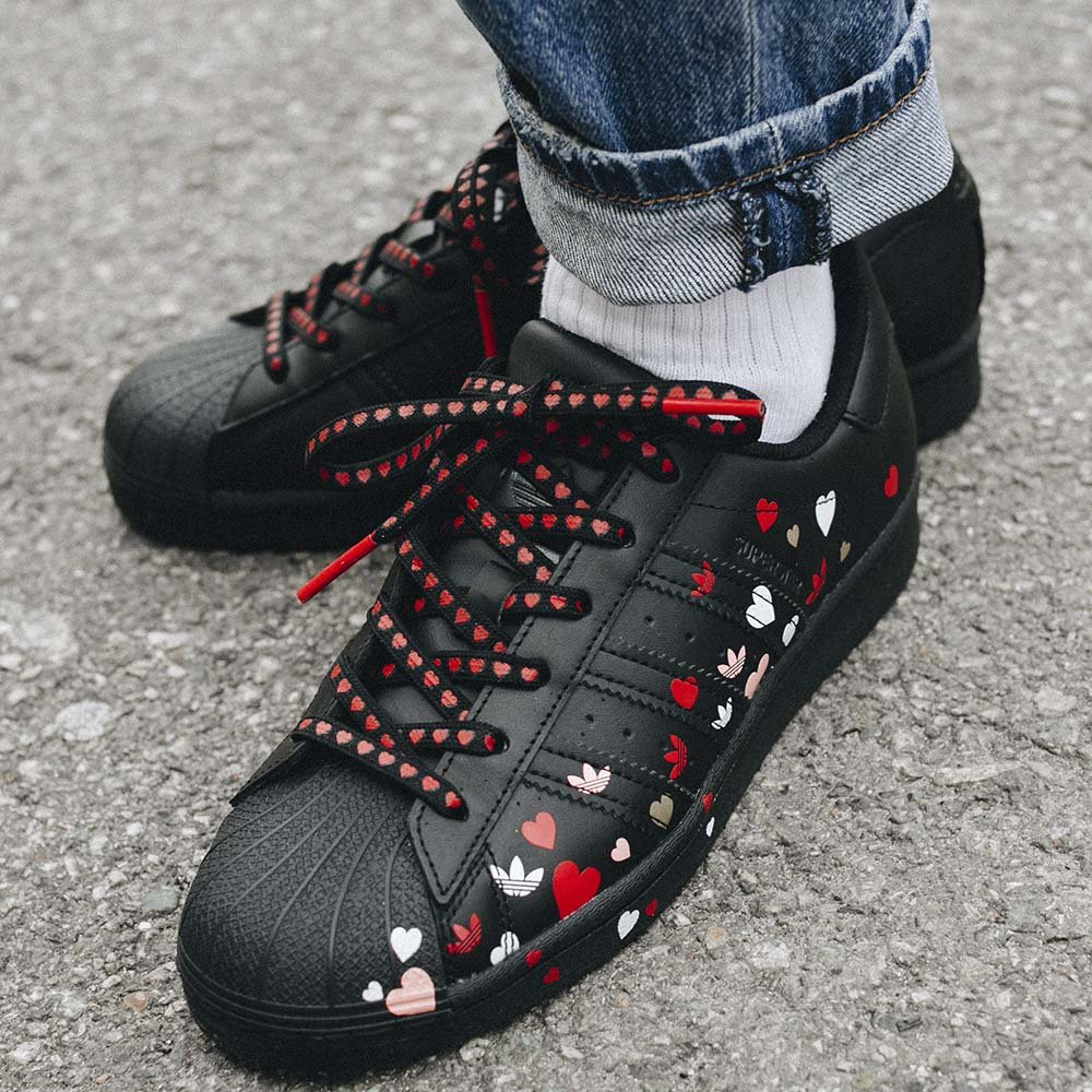 adidas Superstar W Damskie Czarne (FV3288)