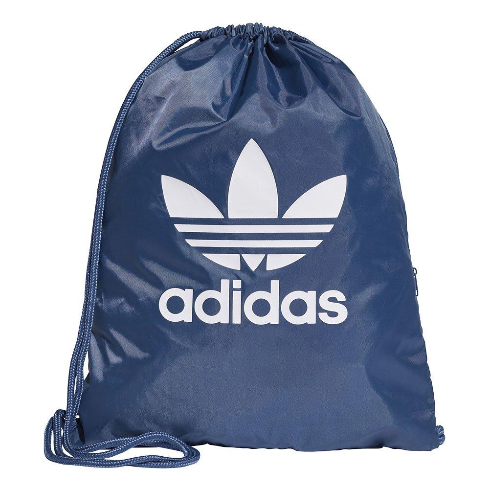 adidas trefoil gymsack worek granatowy