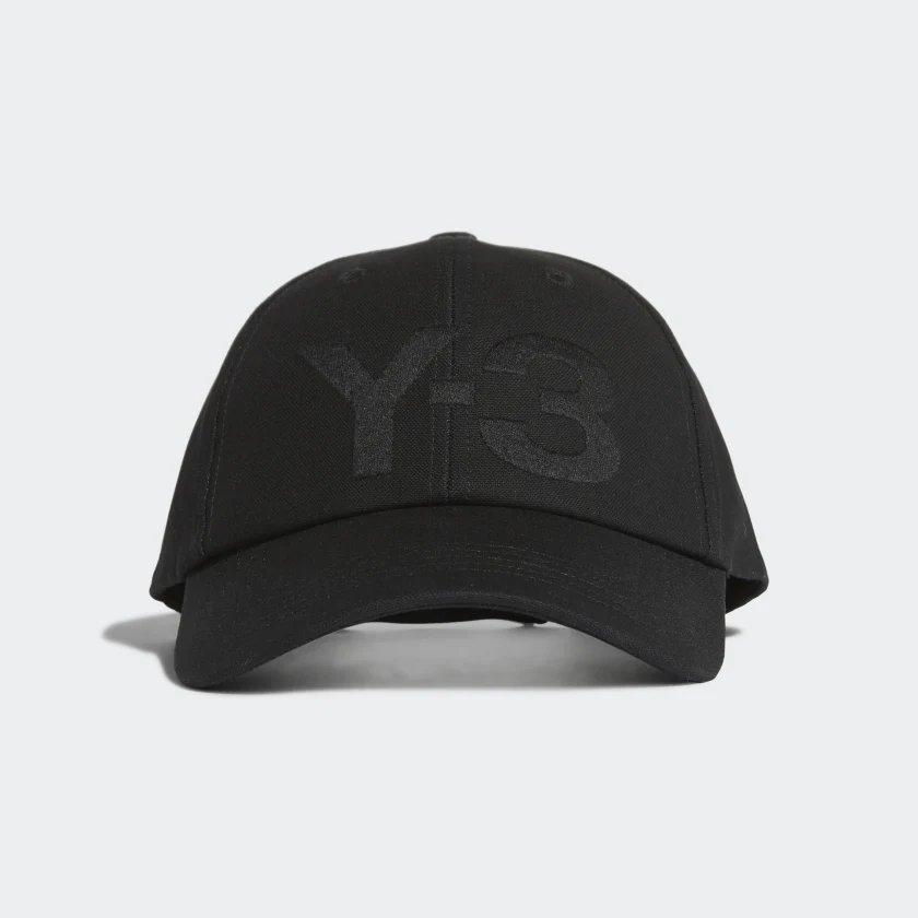 adidas y-3 logo cap (fq6974)