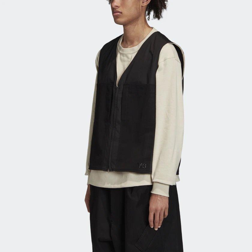 adidas y-3 workwear vest (fs4613)