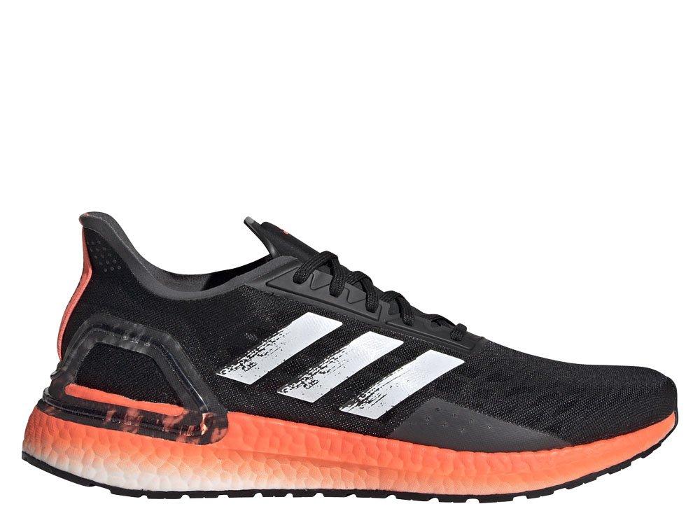adidas ultraboost pb m czarno-pomarańczowe